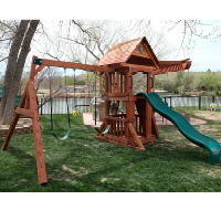 childrens swing set